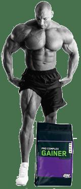 Гейнер для набора мышечной массы