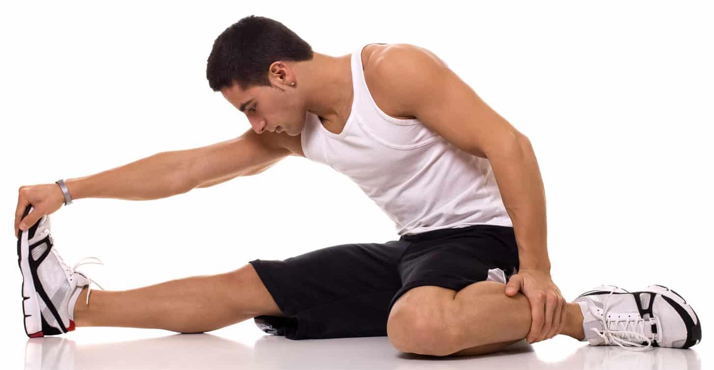 Игнорирование разминки перед тренировкой