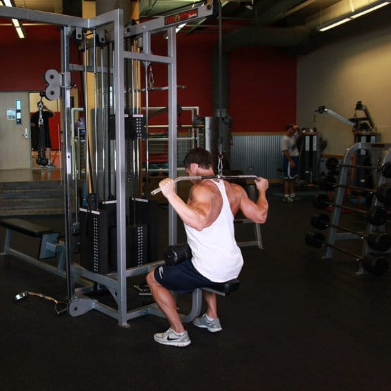 Правила при тренировке в тренажерном зале