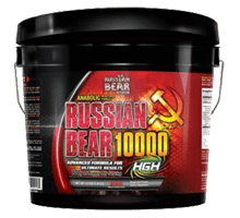 Высокоуглеводный гейнер Russian Bear