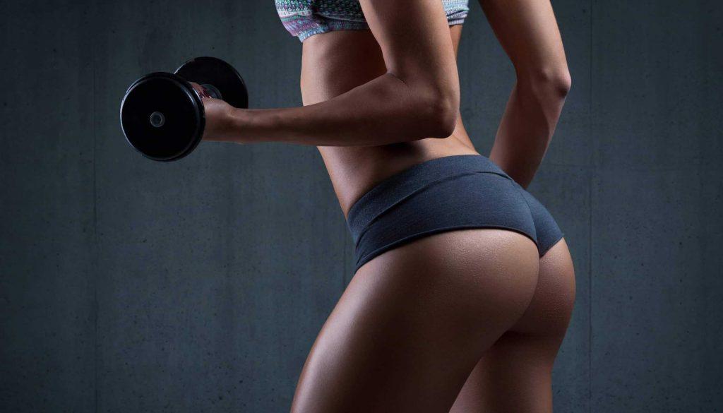 Как накачать попу дома за месяц принципы тренировок и лучшие упражнения