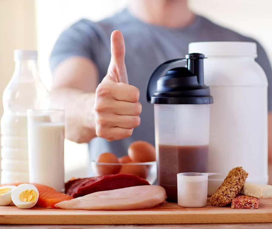Нормы белка в сутки