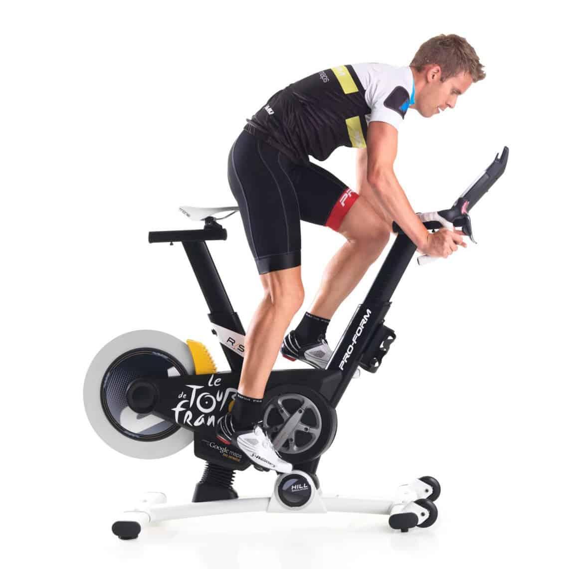 Спин-байк для велоаэробики