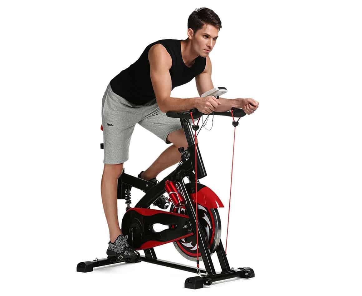 Виды велотренажеров по конструктивным особенностям