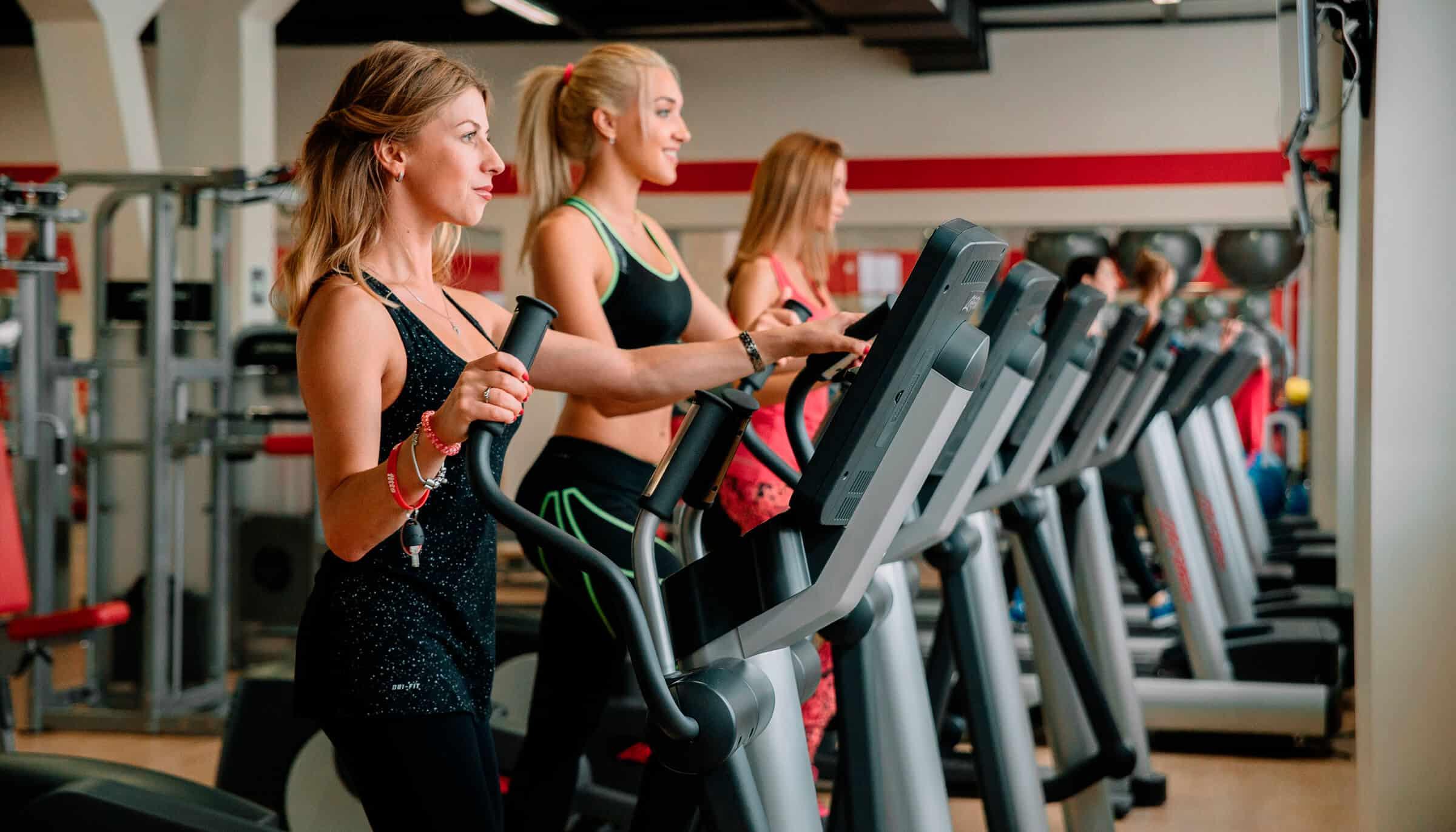 Фитнес центр группа для похудения