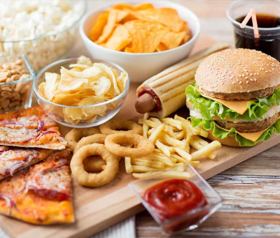 Запрещенная еда при повышении тестостерона