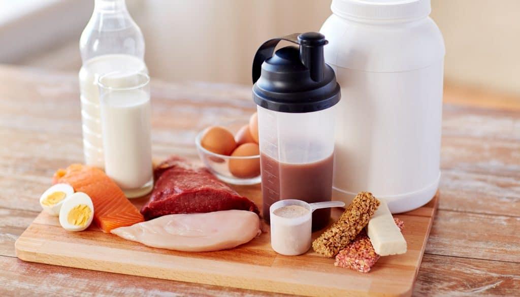 Сушим тело диета для набора мышечной массы