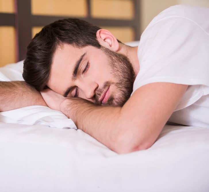 Режим сна во время набора массы