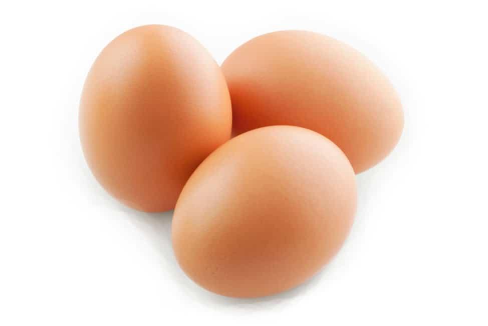 Гейнер с яичным белком