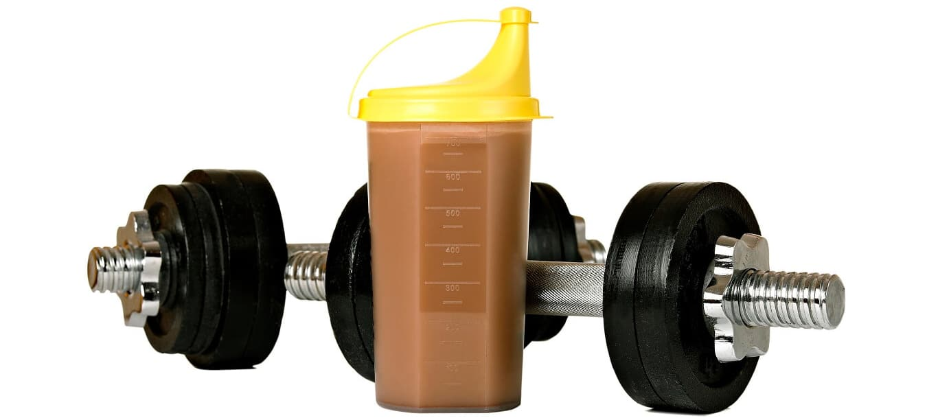 Основная польза приема протеинового коктейля