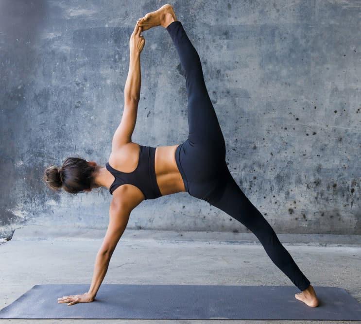 Кому подходит силовая йога