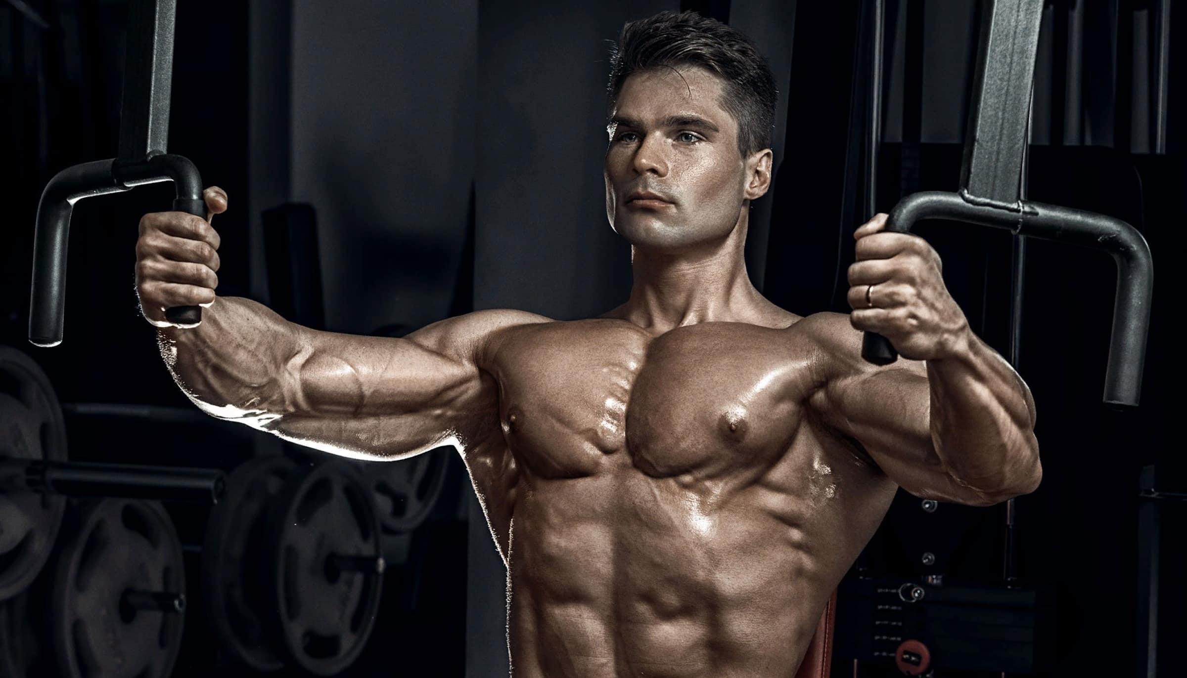 Тренировка на сушку для мужчин