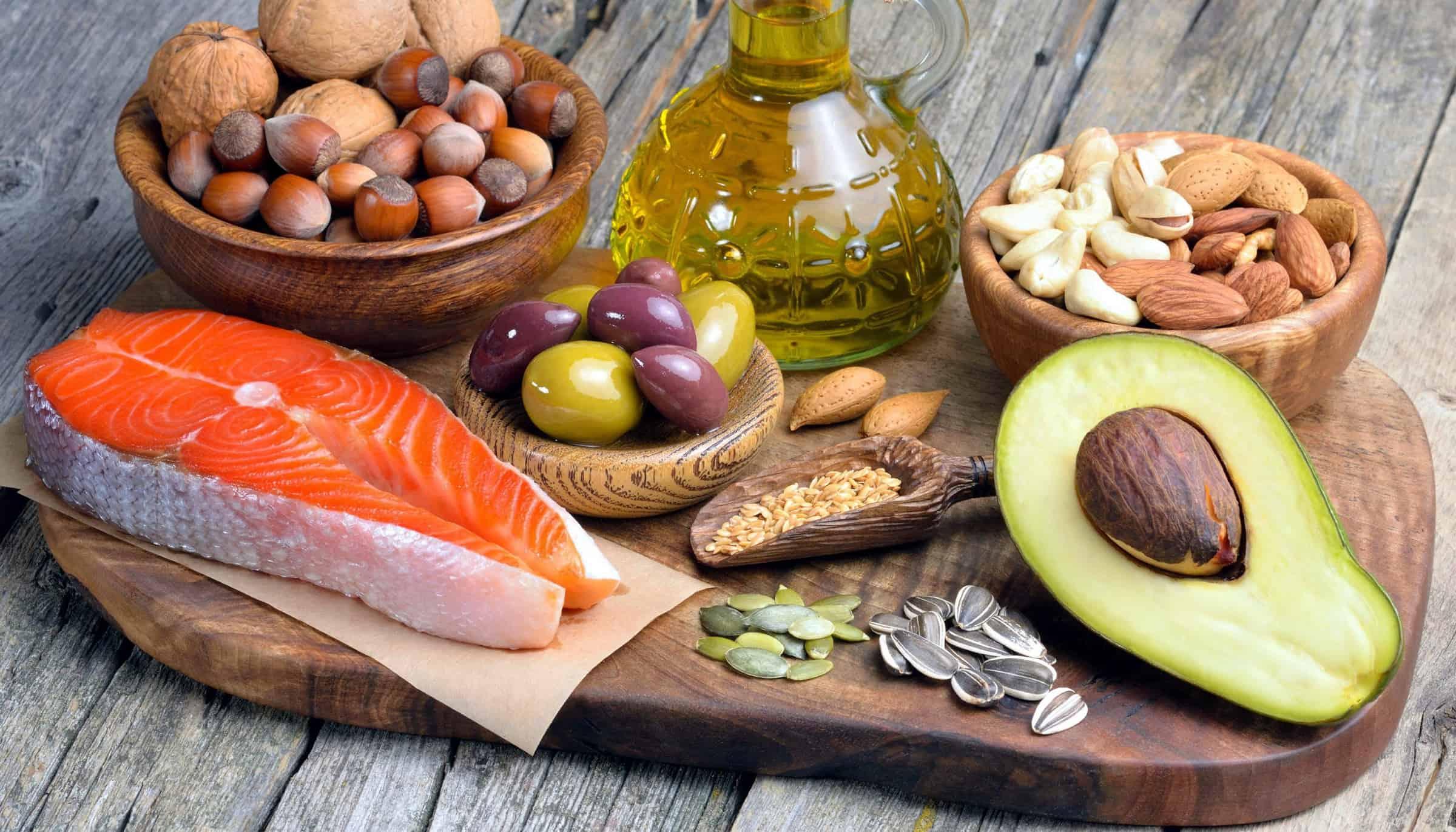 Жиры в фитнес-питании