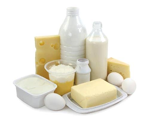 Основные источники полинасыщенных жиров
