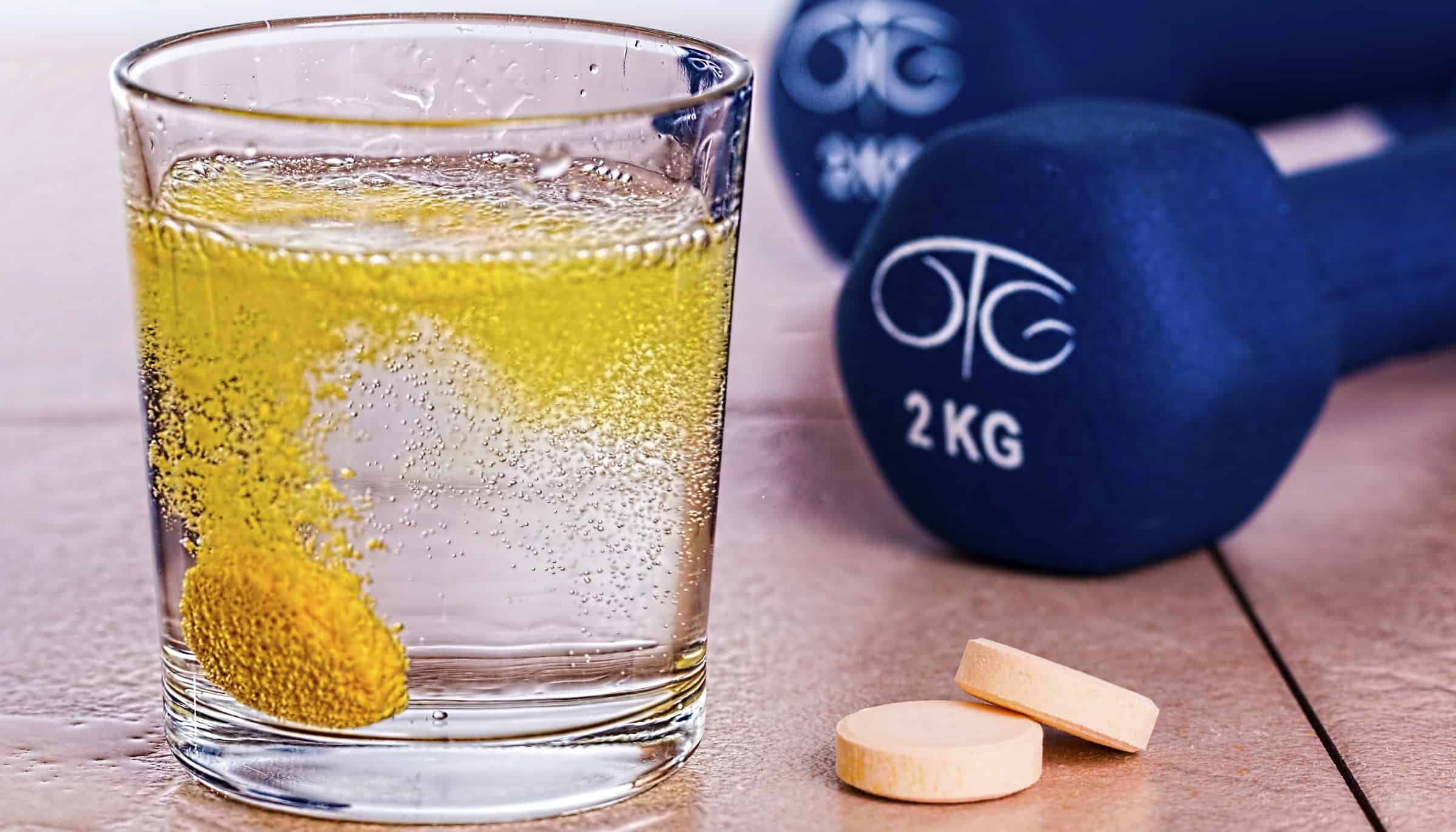 Витамины группы В в спорте