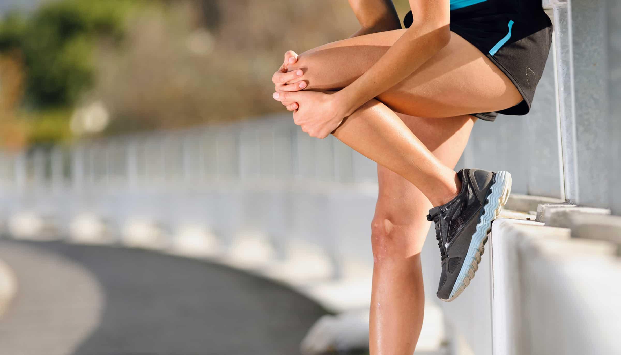 Травмы коленей в спорте