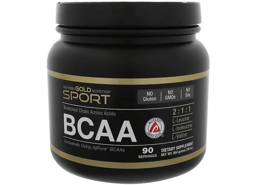 Польза BCAA