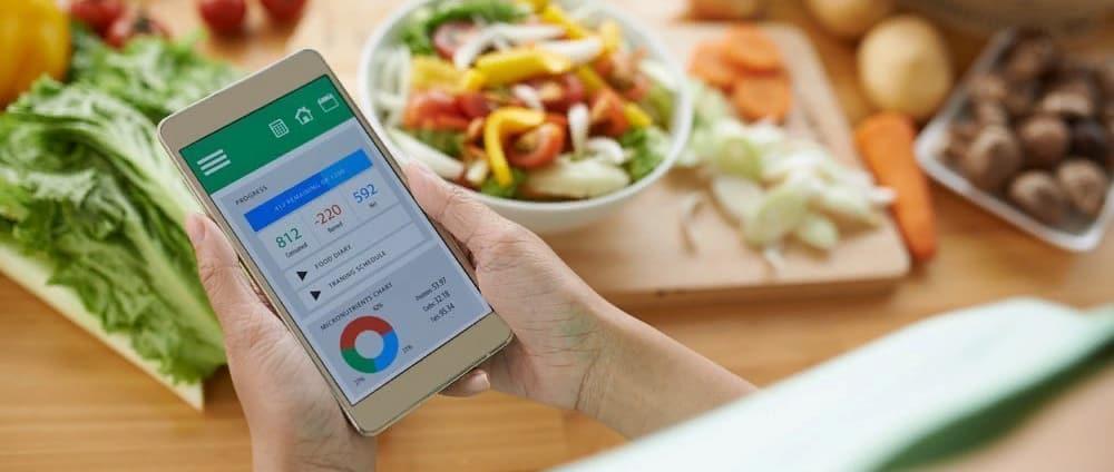 Определение суточного потребления калорий