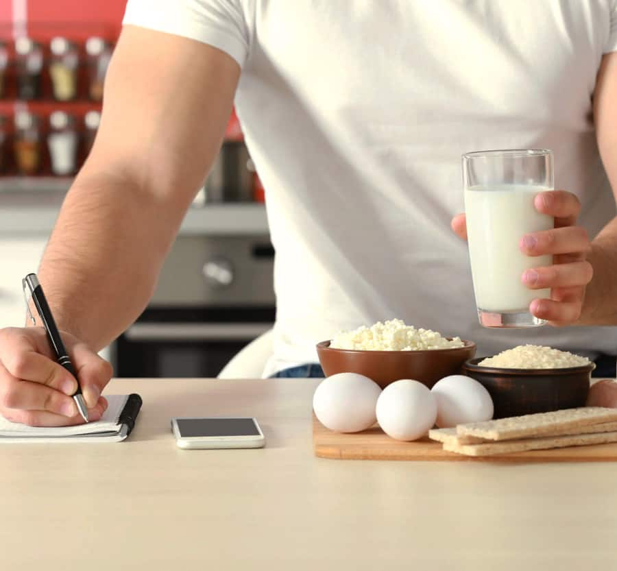 Правила подсчета калорий