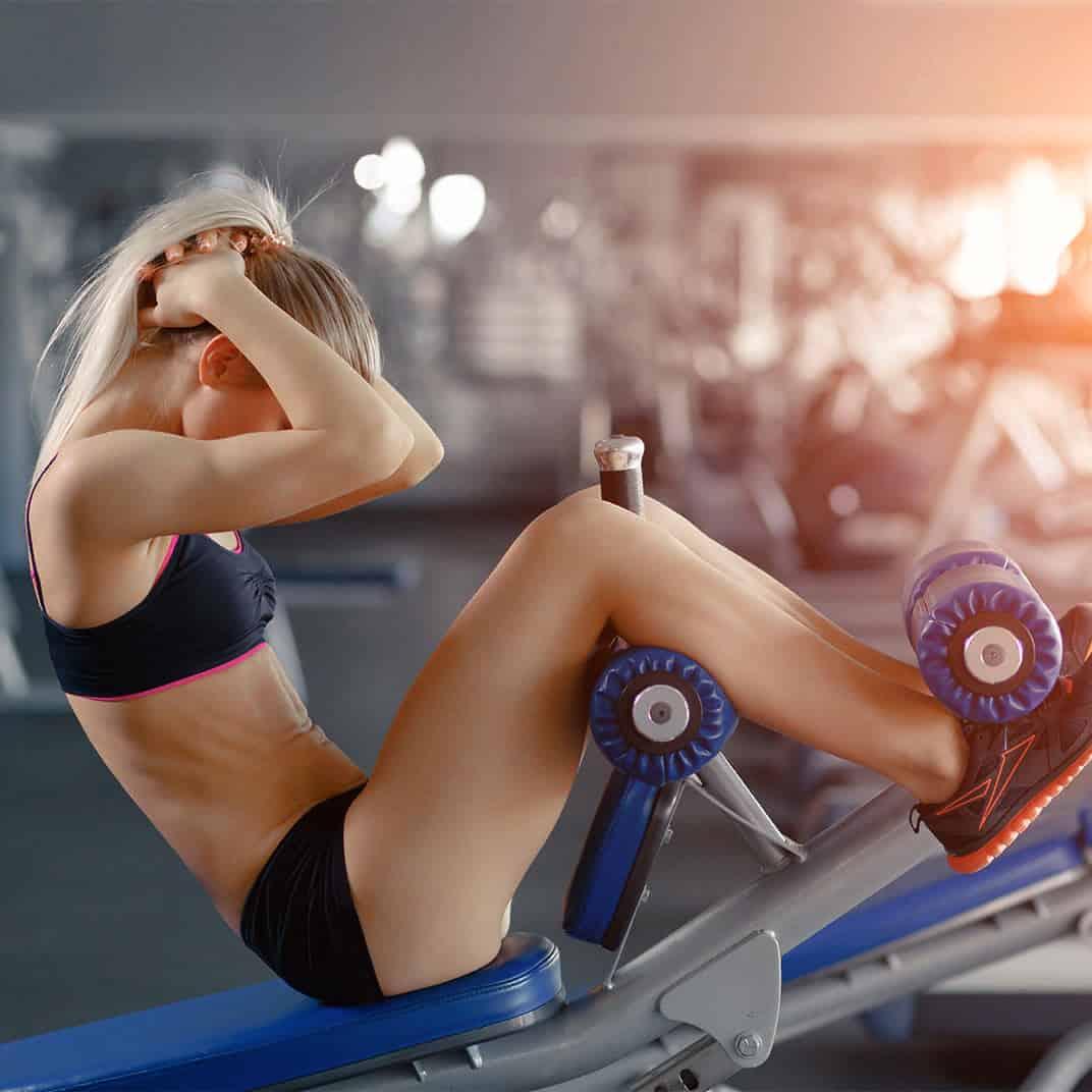 Упражнения для круговой тренировки