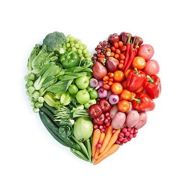 Фрукты и овощи для ПП