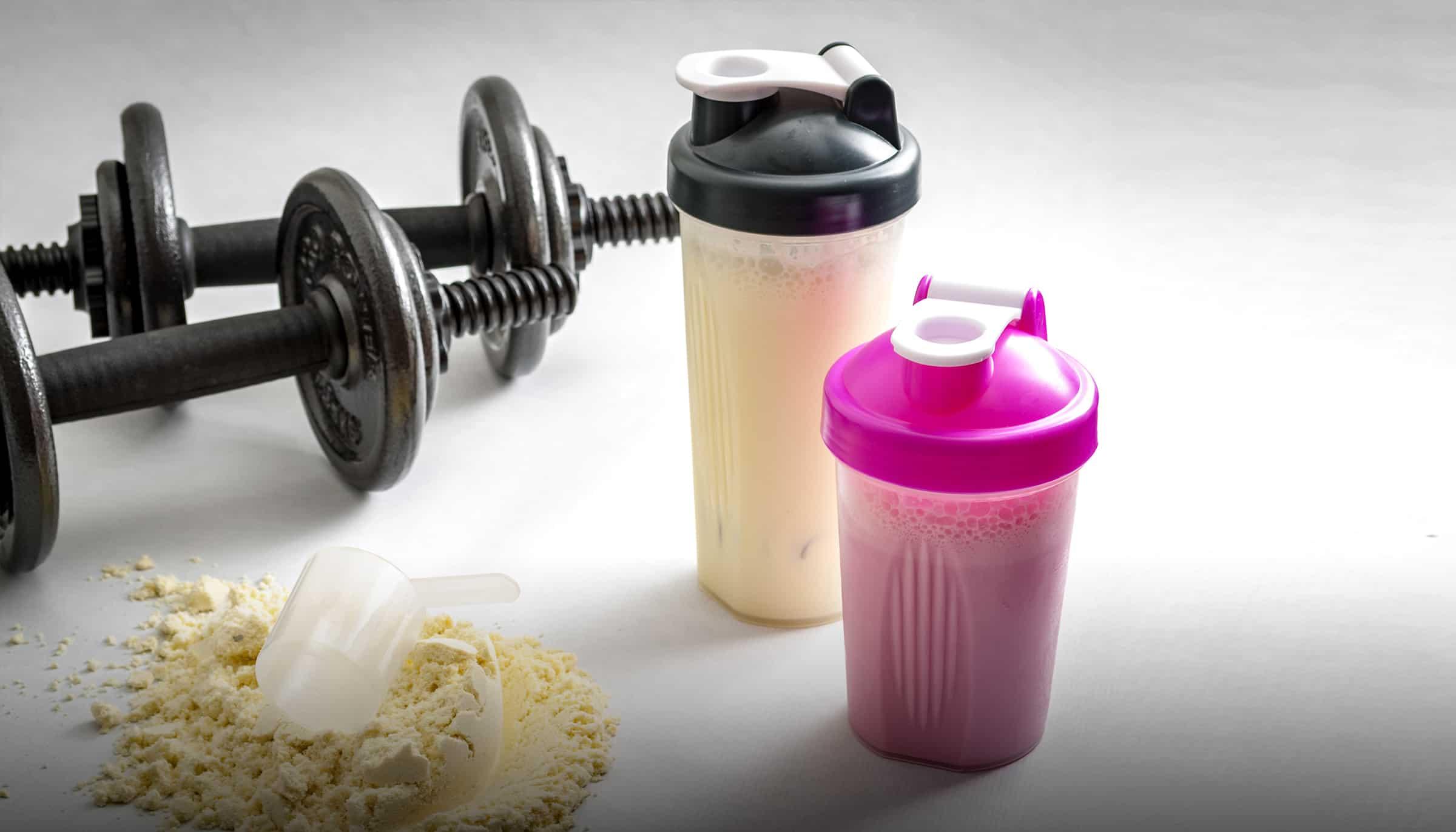 Гейнер или протеин для набора массы