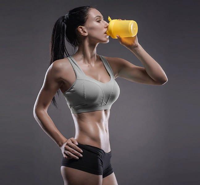 Прием глутаминовой кислоты для похудения