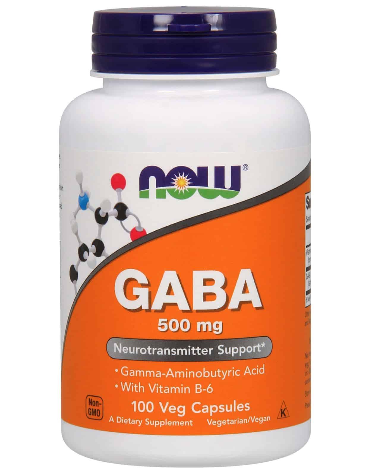 Формы выпуска GABA