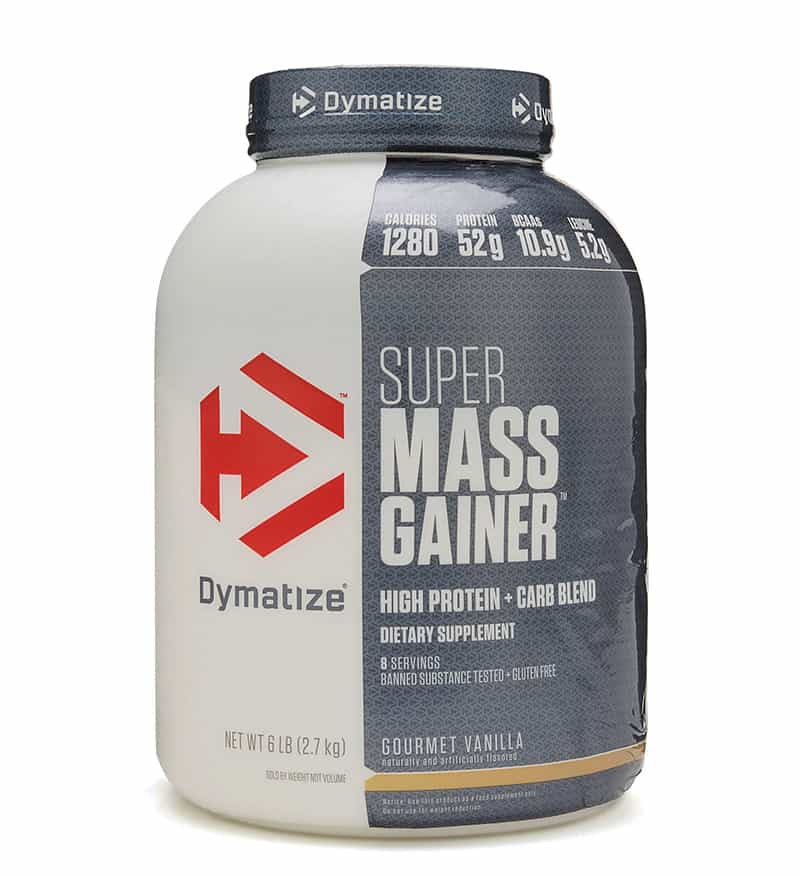 Gainer Super MASS от Dymatize Nutrition