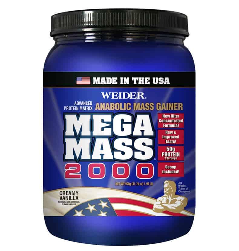 Mega Mass от Weider