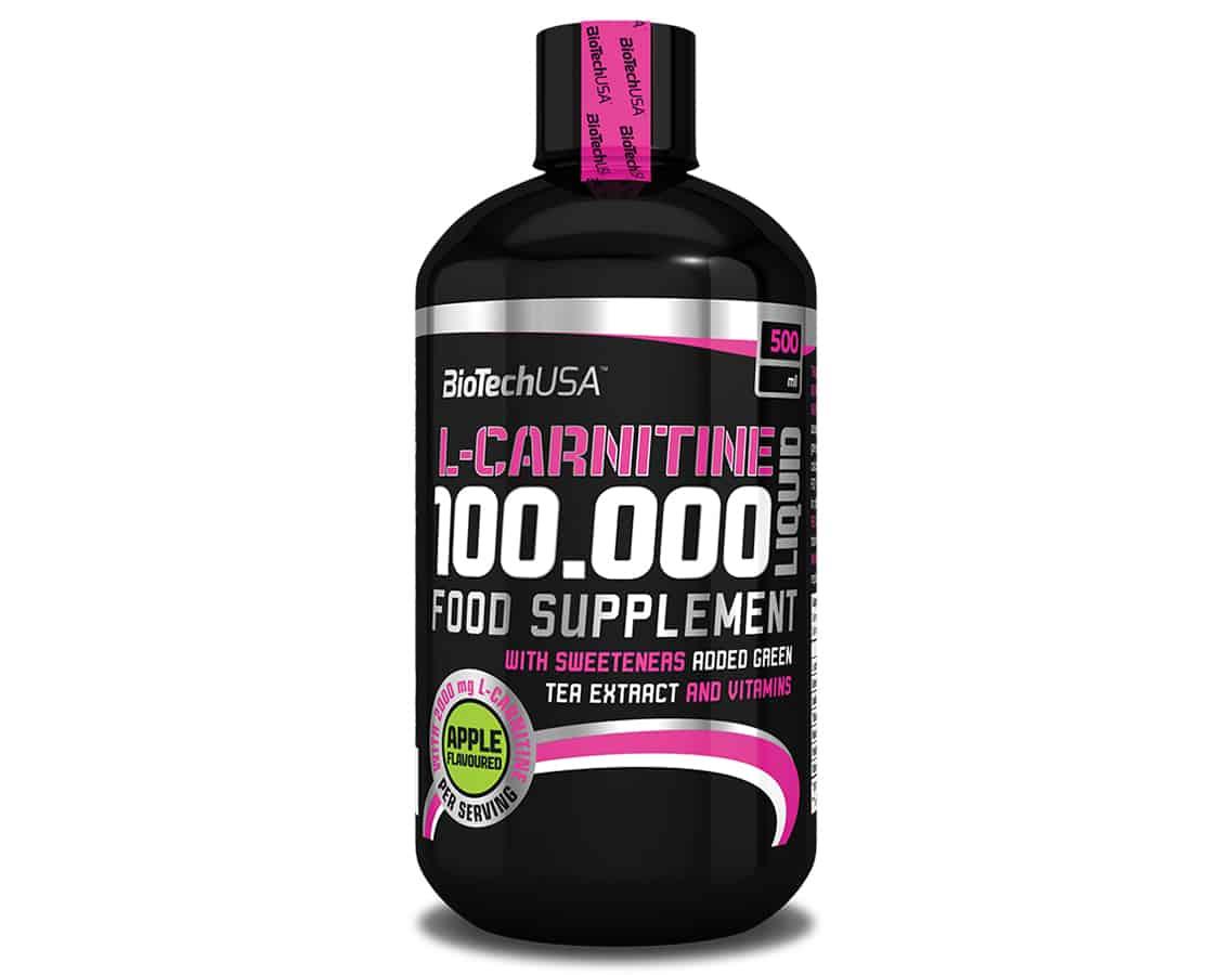 L-Carnitine 100000 Liquid от BioTech
