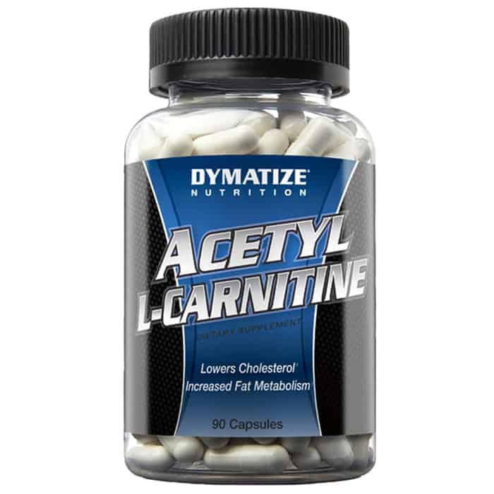 Acetyl L-Carnitine от Dymatize Nutrition