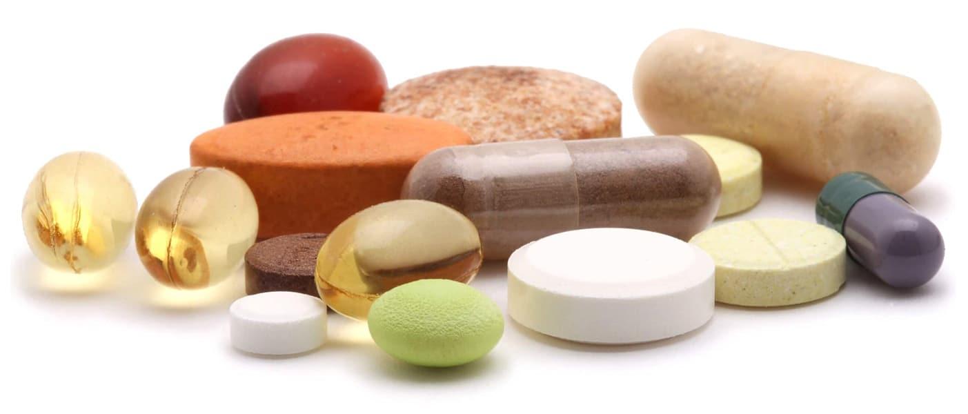 Спортивные добавки и аптечные комплексы