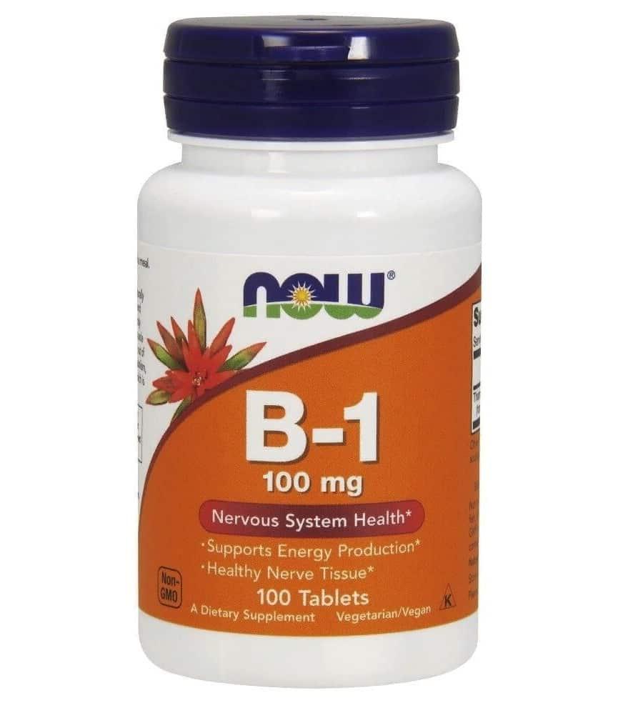 Витамины B-группы