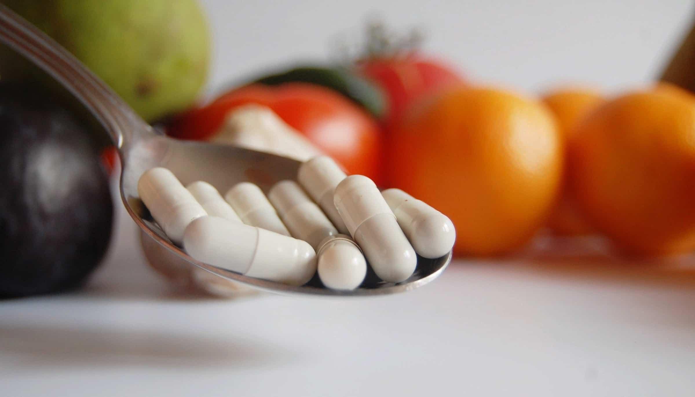 ТОП-10 спортивных витаминов