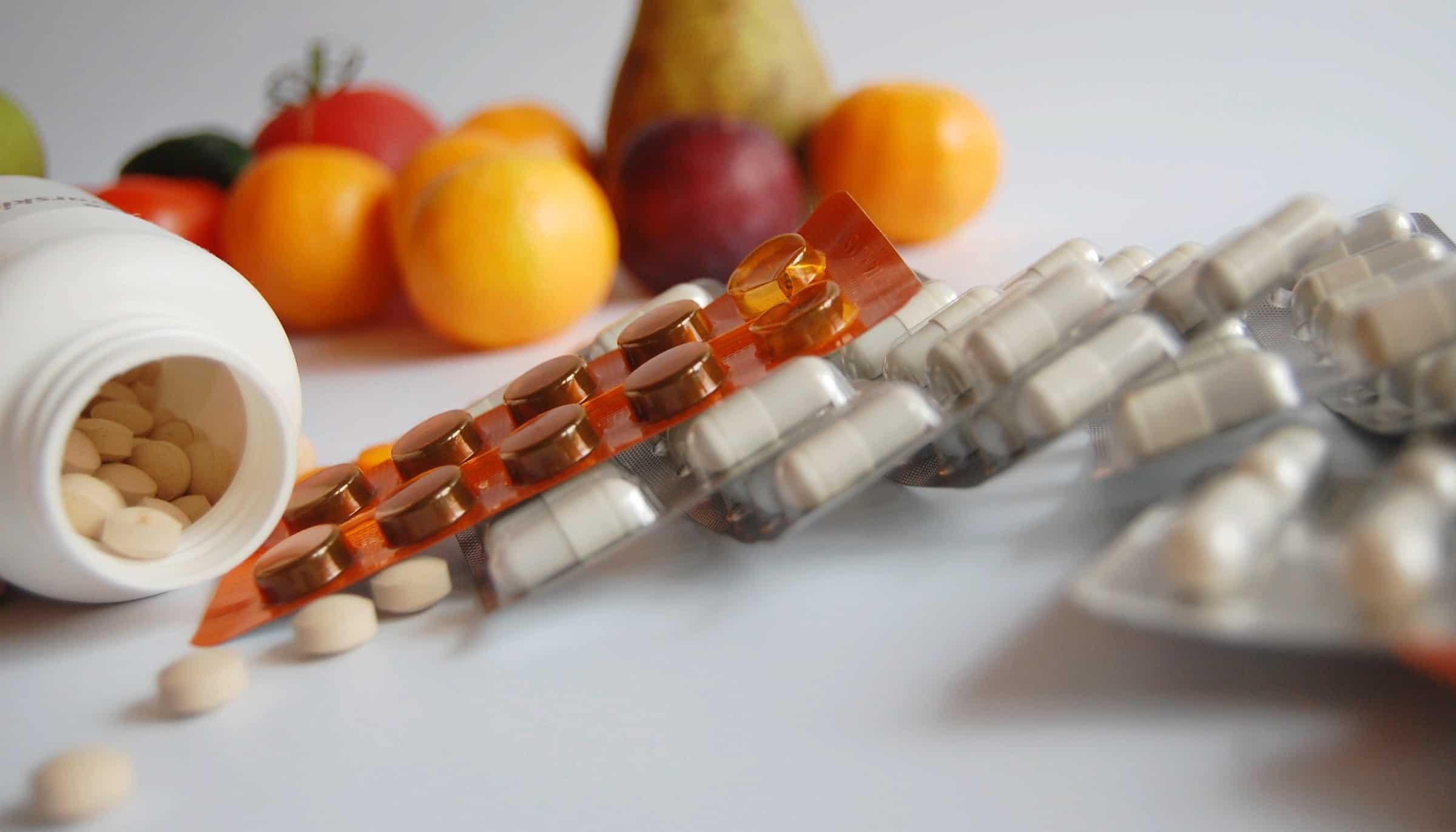 Аптечные витамины для бодибилдеров