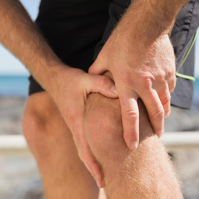 Травмы суставов