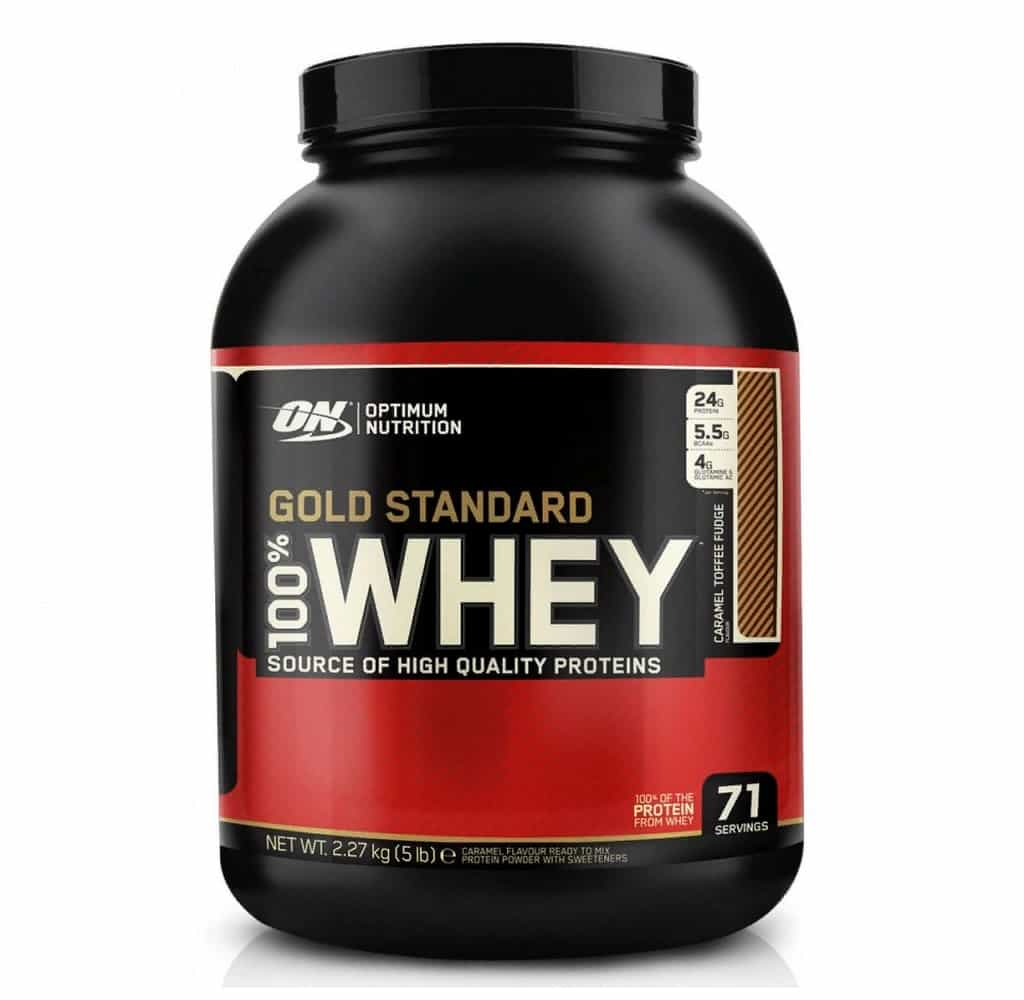 Whey Gold Standard 100% от Optimum Nutrition