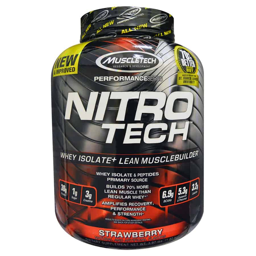 Nitro-Tech Performance Series от Muscle Pharm