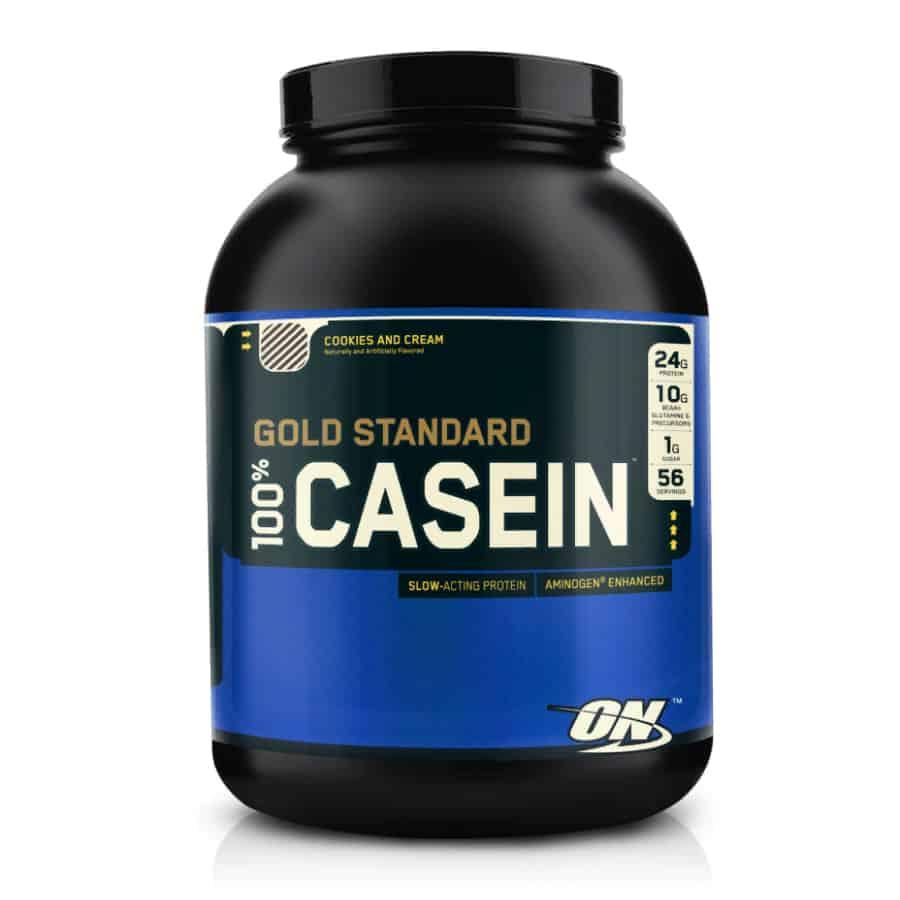 Gold Standard 100% Casein от Optimum Nutrition