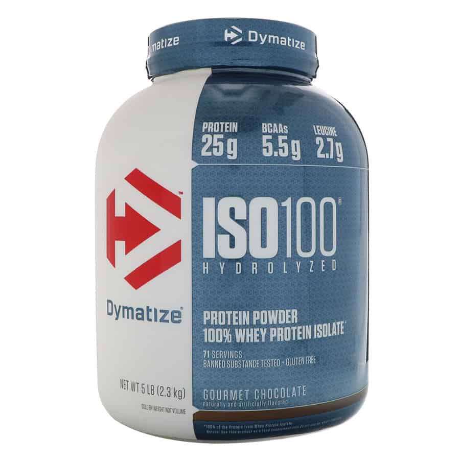 ISO-100 от Dymatize