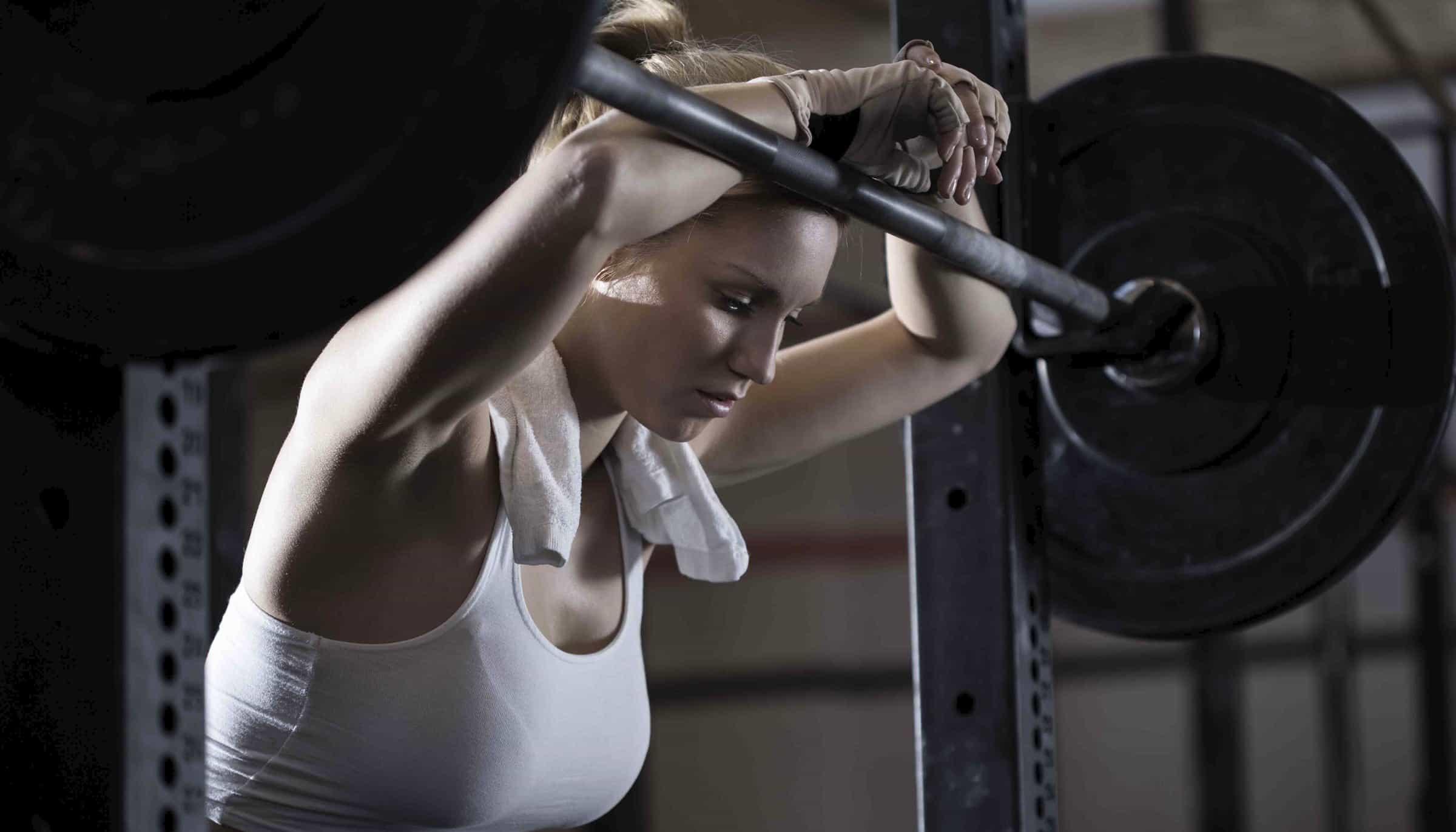 Тренировки после перерыва