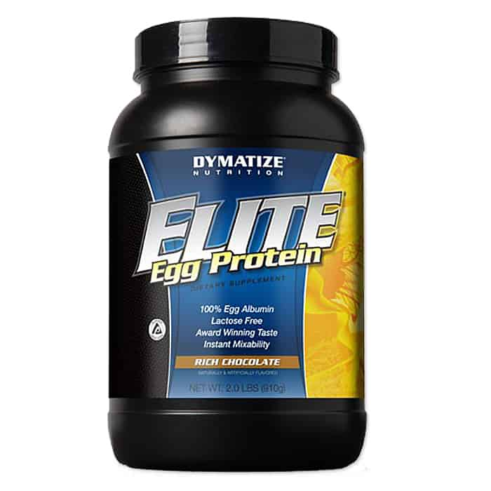 Elite Egg Protein от Dymatize Nutrition