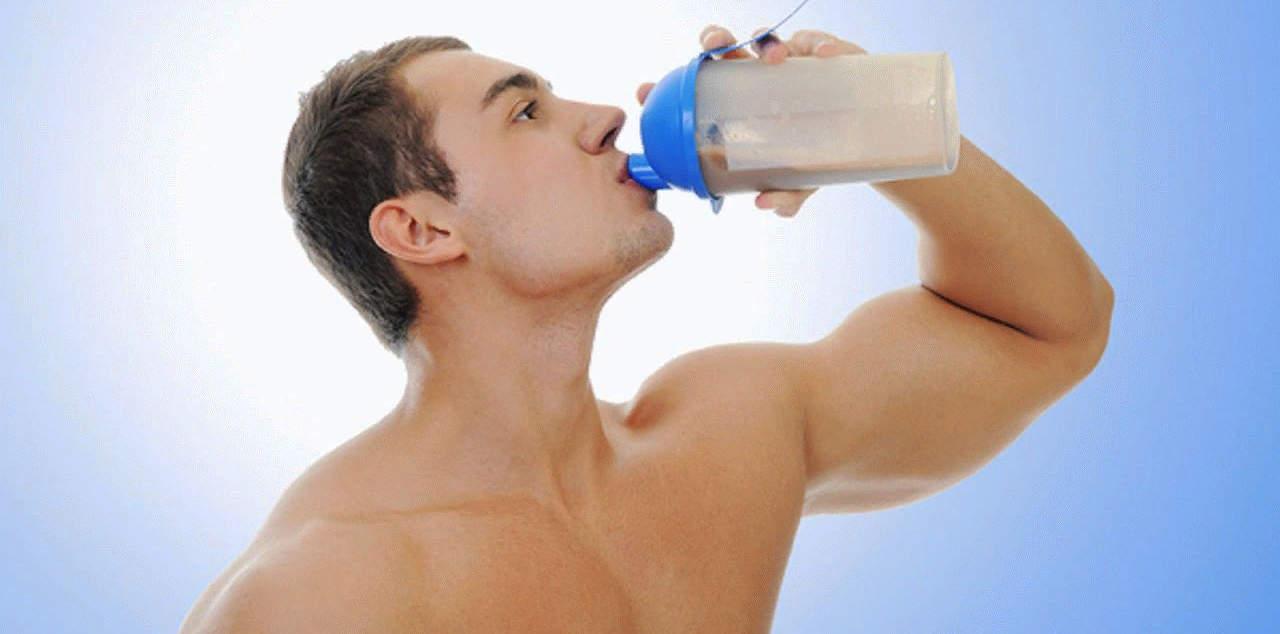 Прием протеина для похудения