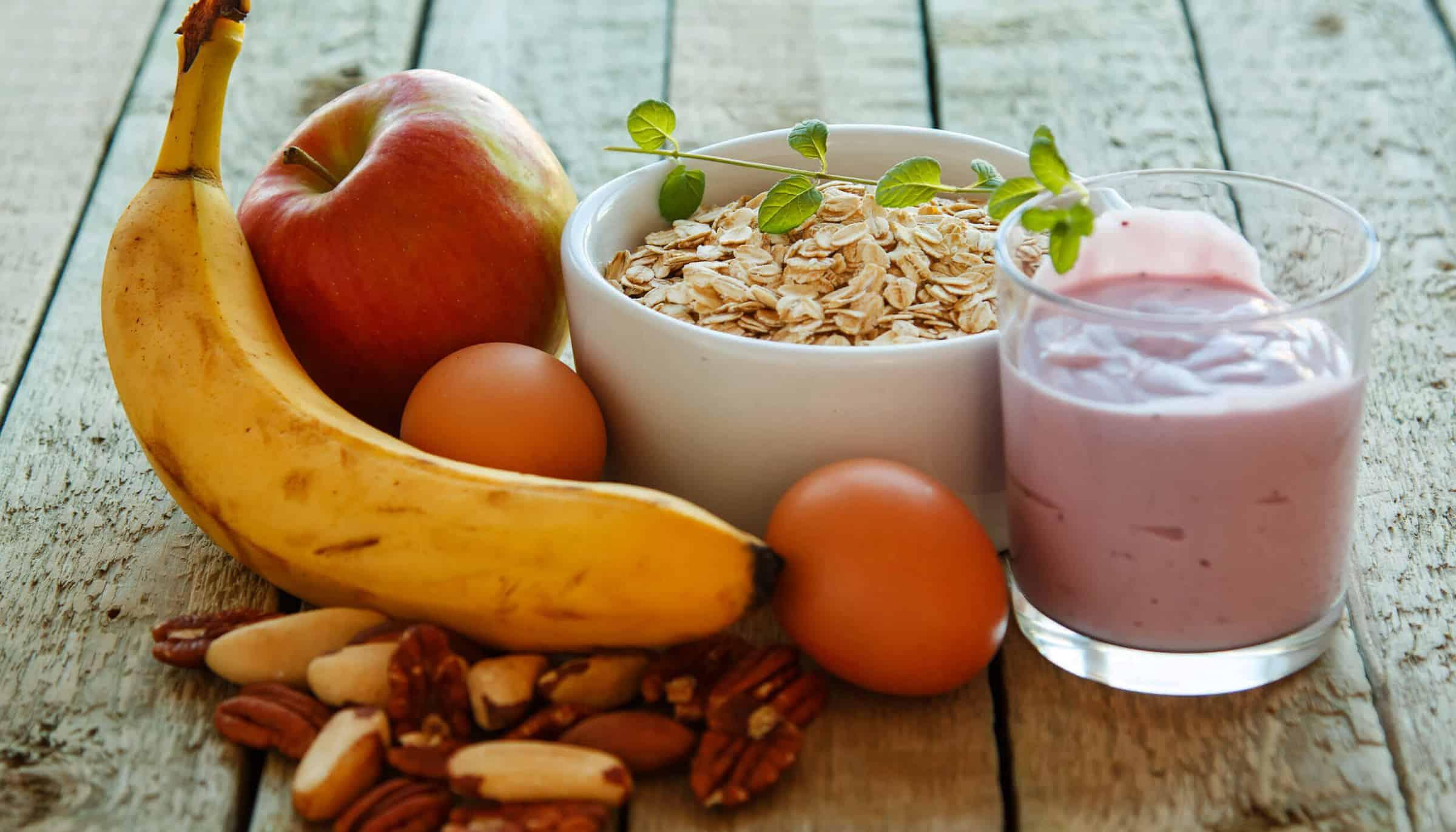 Питание для восстановления мышц