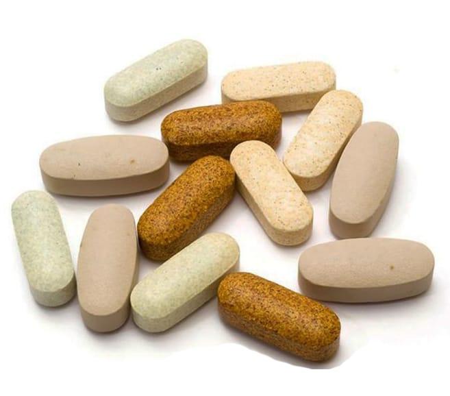 Витамины и микроэлементы для восстановления