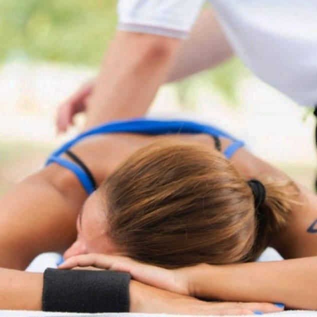 Глубокий профессиональный массаж