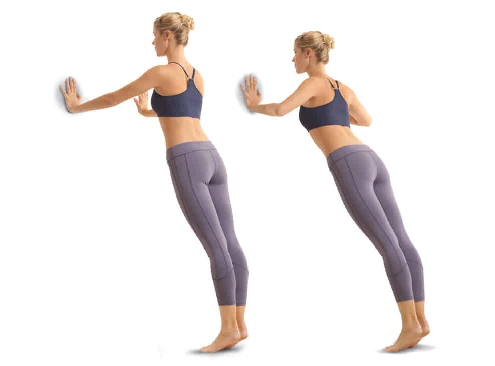 Комплекс для грудных мышц