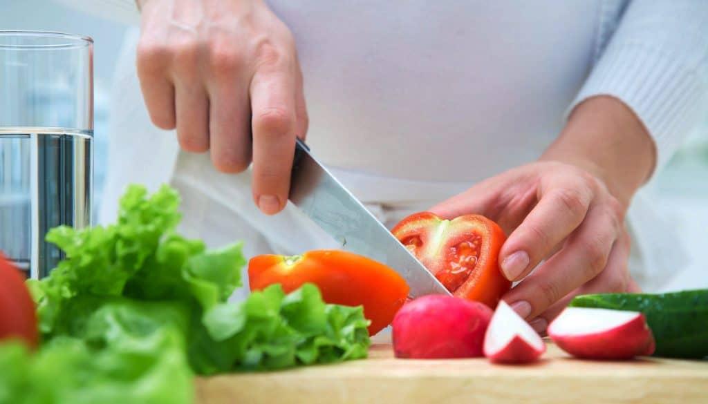 Вегетарианское меню для похудения на неделю