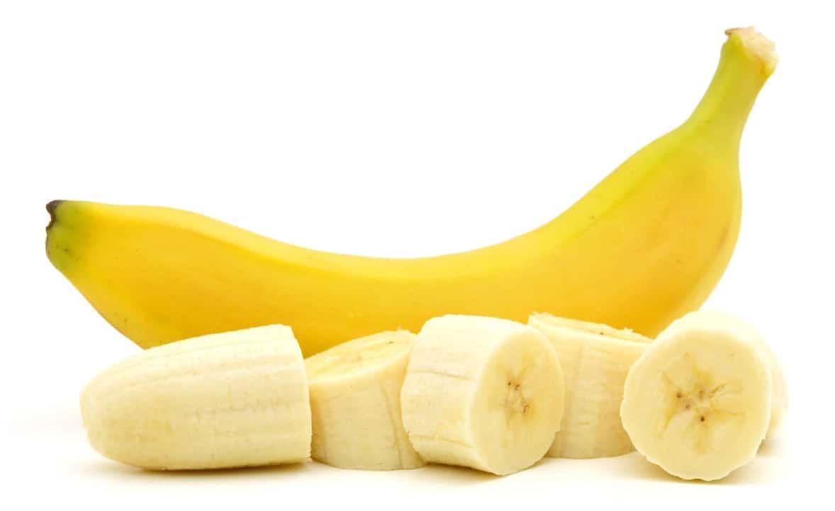 Полдник из одного банана